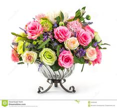 spring flowers bouquet - Google Search
