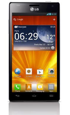 LG Optimus 4X HD Philippines