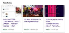 Google, Facebook, Twitter And YouTube All Promoted Hoaxes About The Las Vegas Shooting - Digg