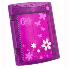 toys for girls age 9 | High Tech Password Journal Design Pack