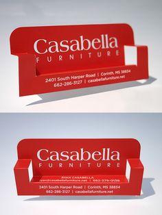 casa bella business card