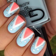 Instagram photo by xxlovelauren #nail #nails #nailart