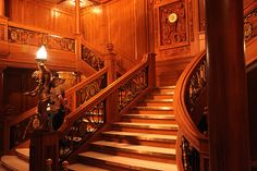 Titanic Staircase | Flickr - Photo Sharing!