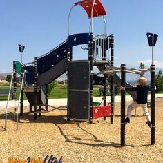 4 Utah Playgrounds that Make You Want to Be A KID Again - #utah #playground #park - things2doinutah.com