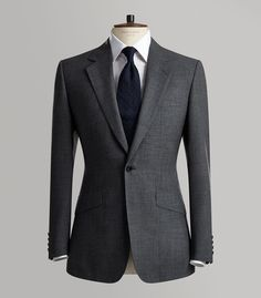 Tailored Suits London | Mens Fitted Suits - Huntsman Savile Row