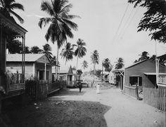 Life in Santurce, San Juan (1898-1917)