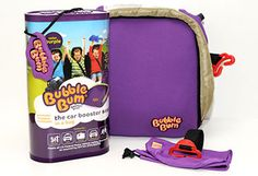 BubbleBum - inflatable booster seat $40
