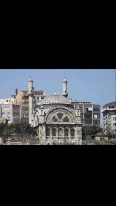 Cihangir mosque-Constructive: Ottaman Kanuni Sultan Süleyman-Year built: 1559-Architect: Mimar Sinan-Repair: Ottoman Sultan II Abdülhamid-Repair year: 1889-Beyoğlu-İstanbul
