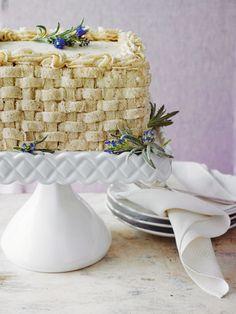 Desserts Ostern, Köstliche Desserts, Delicious Desserts, Dessert Recipes, Easter Recipes, Easter Desserts, Impressive Desserts, Fruit Recipes, Summer Recipes