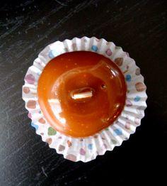 Caramel (Honey) Dipped Apples