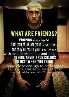 Listen to every Eminem track @ Iomoio Eminem Memes, Eminem Lyrics, Eminem Rap, Eminem Quotes, Rapper Quotes, Song Quotes, Music Quotes, Music Lyrics, Eminem Tattoo