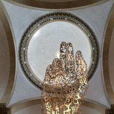 #inspiratum #jaumeplensa #palladio by odilon_creations