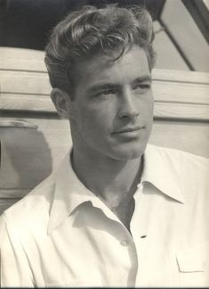 Hollywood dreamboat Guy Madison