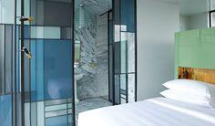 Dimore Studio Brings Glamour to Casa Fayette Hotel in Guadalajara, Mexico.