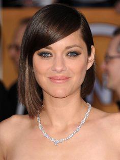 SAG Awards 2013: The 10 celebs with the best hair and makeup — Marion Cotillard http://beautyeditor.ca/2013/01/29/sag-awards-2013-the-10-celebs-with-the-best-hair-and-makeup/