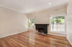 Stunning wood floors in this blank canvas:  41 King Street Balwyn