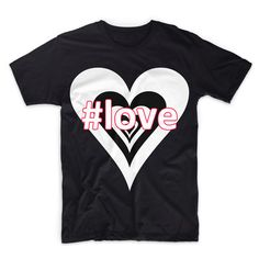 #love Unisex T-Shirt https://stleons.com/products/love-unisex-t-shirt