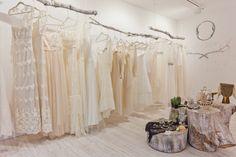Ohhh!! Pretty!! I sooo want hanging clothing racks like that in my design studio!! :)