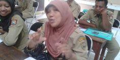 Pelaksanaan IHT MBS tentang Kurikulum 2013 dan Implementasinya : SMP 2 Pegandon Mbs