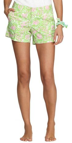 Lilly Pulitzer Callahan Short in Elephant Ears