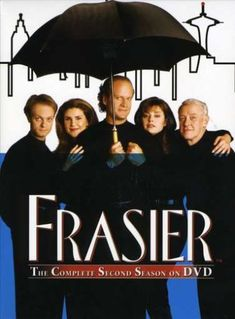Frasier one of my all time favorite TV shows.