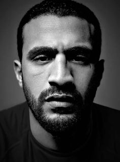 Badr Hari, super-heavyweight Moroccan kickboxer.