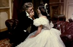 Burt Lancaster & Claudia Cardinale (image 2 de 45)   Le Guépard (1963)   film de Luchino Visconti