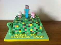 A sponge mine raft cake with jam and buttercream, thanks for asking me Trio and Mari :-) x