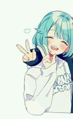 matching icon ✿ anime - ♡noventa y uno - Wattpad Anime Neko, Kawaii Anime Girl, Anime Art Girl, Anime Girls, Manga Girl, Anime Best Friends, Friend Anime, Cute Anime Profile Pictures, Cute Anime Pics