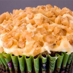 A delicious recipe for a Chocolate Cupcake With A bite of Creamy Peanut Butter inside. navrazvam tehni4eski za savsem li4en dostap na Boiko