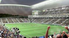 Arena Corinthians : Estádio da abertura da Copa do Mundo FIFA 2014