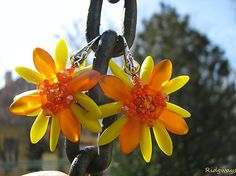 Ridgways / Hippie collection - yellow flowers