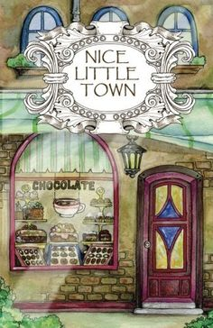 Read Tatiana Bogema (Stolova)'s book Adult Coloring Book: Nice Little Town (Volume Published on by CreateSpace Independent Publishing Platform. Adult Coloring Pages, Coloring Books, Coloring Tips, Barbie Coloring, Thing 1, Unique Image, Mandala Design, How To Relieve Stress, Decoration
