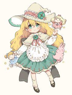 Cute Anime Chibi, Kawaii Chibi, Kawaii Anime Girl, Kawaii Art, Anime Girl Pink, Kawaii Drawings, Cute Drawings, Persona Anime, Manga Anime