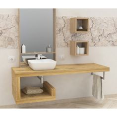 Sale on-line wash basin shelf – solid wood – customized shelf – bathroom furniture – available in 4 types of natural solid wood The post Solid wooden wash basin shelf appeared first on Best Pins for Yours - Bathroom Decoration Wooden Bathroom, Bathroom Basin, Bathroom Shelves, Bathroom Modern, Bathroom Ideas, Small Bathroom Furniture, Shower Ideas, Bathroom Beadboard, Sink Shelf
