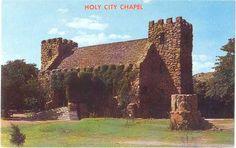 Church at the Holy City, near Lawton, OK.