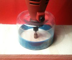 Hi everyone! In this quick ible I'm gonna show you how to make a simple router attachment for your dremel (original or not like mine) using just a plastic jar saved from the garbage.I have a cheap and not original dremel so the last thing I want is spend 20/30$ to buy a router attachment for it; so I made it by myself. Obviously it's not professional like the one they sell, and I don't suggest you to build this if you are going to use it every day!! BUT if you'll need it rarely like me, just…