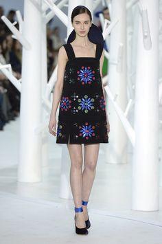 Highlights From New York Fashion Week Fall 2015  - ELLE.com DELPOZO