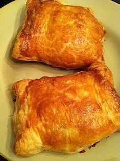 Puff Pastry Chicken