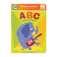 LeapFrog Leapreader Junior Alphabet book This Tag™ Junior board book springs to life when you touch the Tag Junior book pal to any part of any page. Introduces the alphabet, music and animals. Ratta-tat-tat on Cat's congas and croon with Baboon's bassoon while exploring the ABCs. More than 24 playful activities and 150 audio responses encourage little ones to explore while helping build confidence with books. Gender : Boy /Girl 2-4years