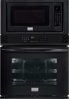 "Frigidaire Gallery FGMC2765PB 27"" Wide 3.8 cu. ft. Capacity Microwave Combination Oven, with True Convection System, Express-Select Controls."