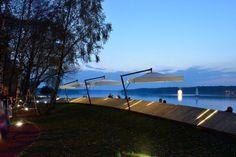 Teren rekreacyjny nad jeziorem Paprocańskim, Tychy