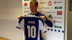 Teemu Tainio is nr 10!