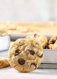 Gluten Free Chocolate Chip Cookie Recipe | Mrs. Fields-style | Gluten Free on a Shoestring