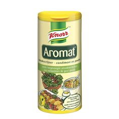 Aromat naturel, sinds kort #vegan