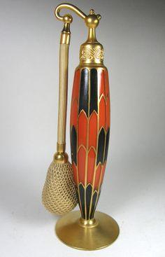 1920s DeVibliss perfume atomizer