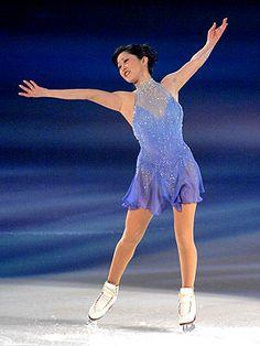 Olympic Figure Skating Champion  Kristie Yamaguchi