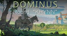 Krynn round runs on normal settings with a 500 player limit.