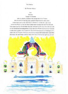 Keystone Of The Temple - Shakesaspear.com