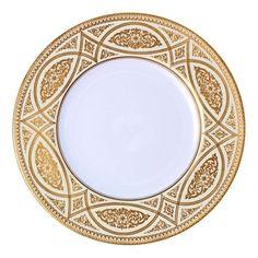 Twelve Royal Worcester Gilded Dinner Plates at 1stdibs